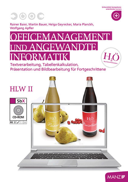 Officemanagement & Ang. Informatik HLW II mit SbX-CD - Coverbild