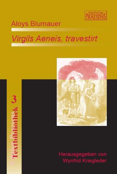"Aloys Blumauer: ""Virgils Aeneis, travestirt"" - Coverbild"