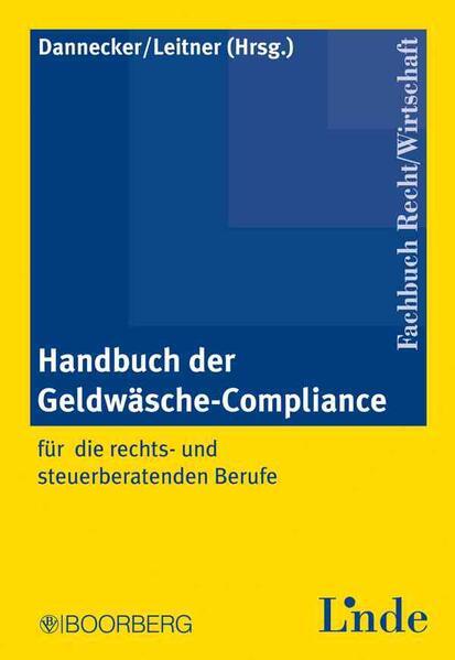 Handbuch der Geldwäsche-Compliance - Coverbild