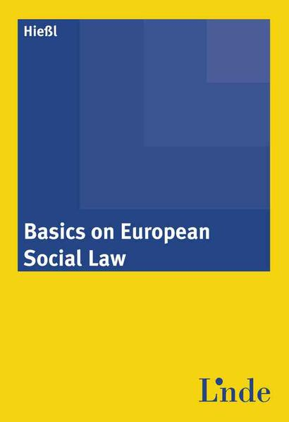 Basics on European Social Law - Coverbild