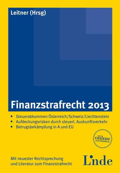 Kostenloser Download Finanzstrafrecht 2013 Epub