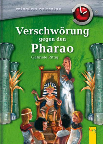 Verschwörung gegen den Pharao - Coverbild