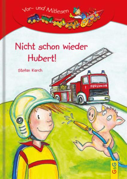 Nicht schon wieder Hubert! - Coverbild