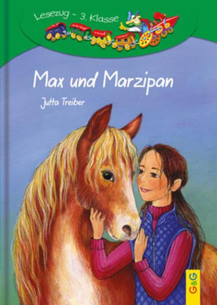 Max und Marzipan - Coverbild