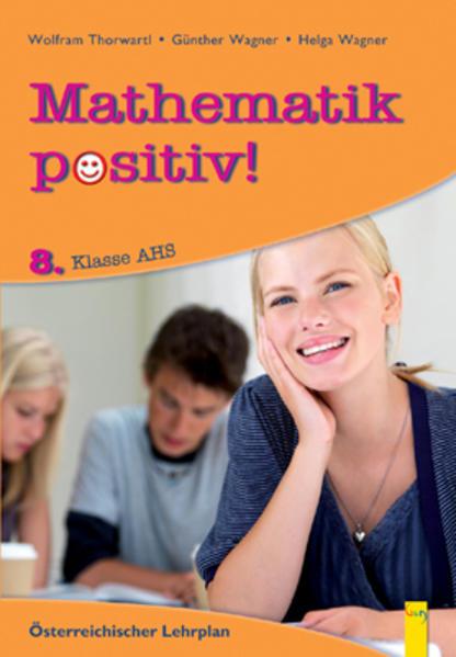 Mathematik positiv! 8. Klasse AHS - Coverbild