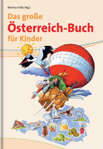 Das große Österreich-Buch für Kinder - Coverbild