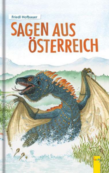 Sagen aus Österreich - Coverbild