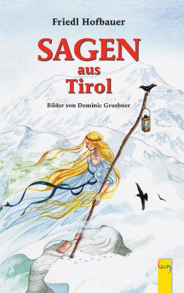Sagen aus Tirol - Coverbild
