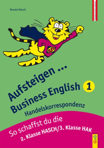 Aufsteigen Business English 1 - Coverbild