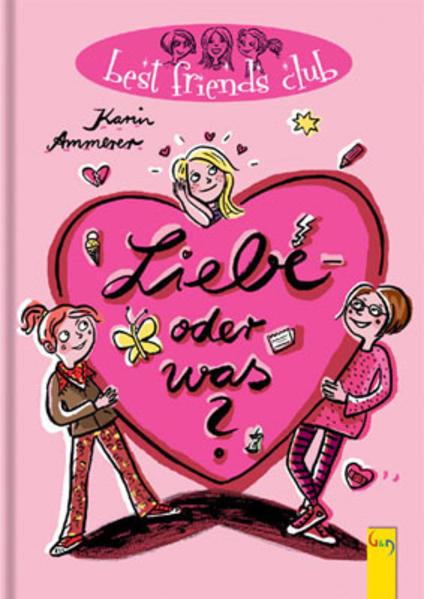 Best Friends Club: Liebe - oder was? - Coverbild