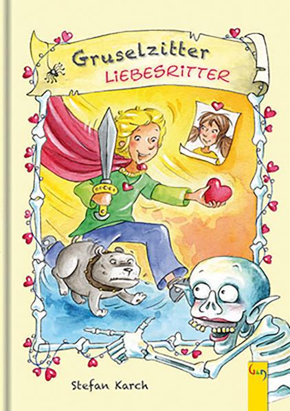 Gruselzitter - Liebesritter - Coverbild