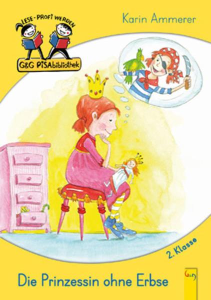 Die Prinzessin ohne Erbse - Coverbild