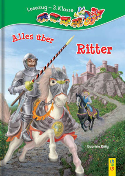 Alles über Ritter - Coverbild