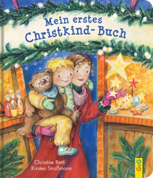 Mein erstes Christkind-Buch - Coverbild