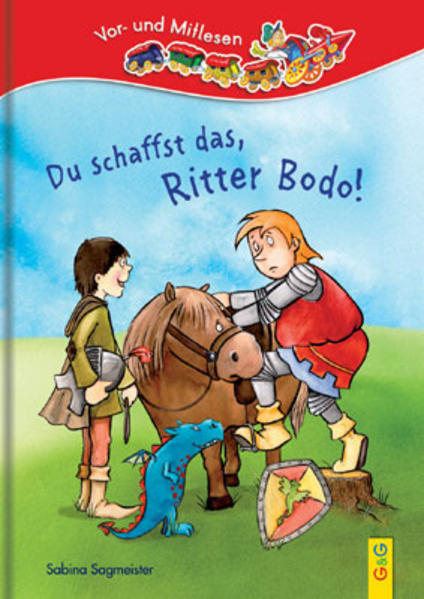 Du schaffst das, Ritter Bodo! - Coverbild