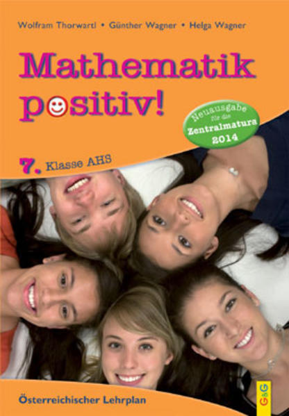 Mathematik positiv! 7. Klasse AHS - Coverbild
