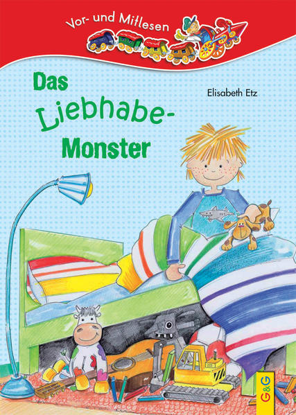 Das Liebhabe-Monster - Coverbild