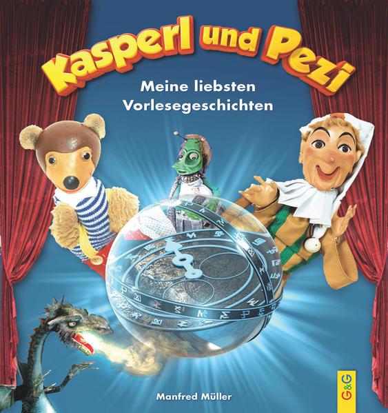 Die Abenteuer von Kasperl und Pezi - Coverbild