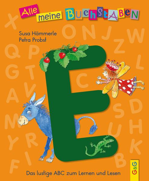 Alle meine Buchstaben - E - Coverbild