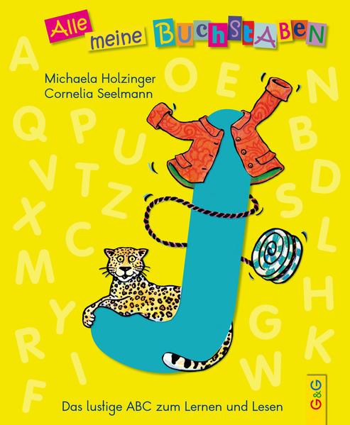 Alle meine Buchstaben - J - Coverbild