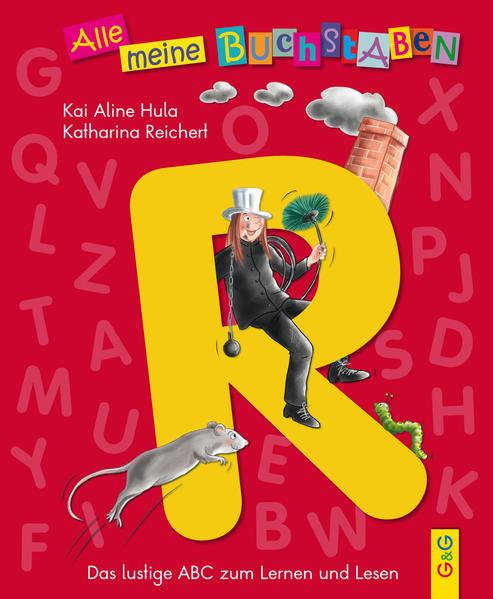 Alle meine Buchstaben - R - Coverbild
