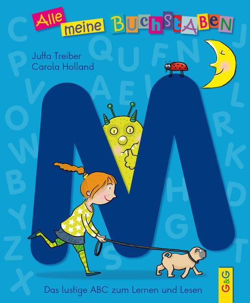 Alle meine Buchstaben - M - Coverbild