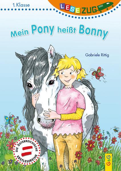 LESEZUG/1. Klasse: Mein Pony heißt Bonny - Coverbild