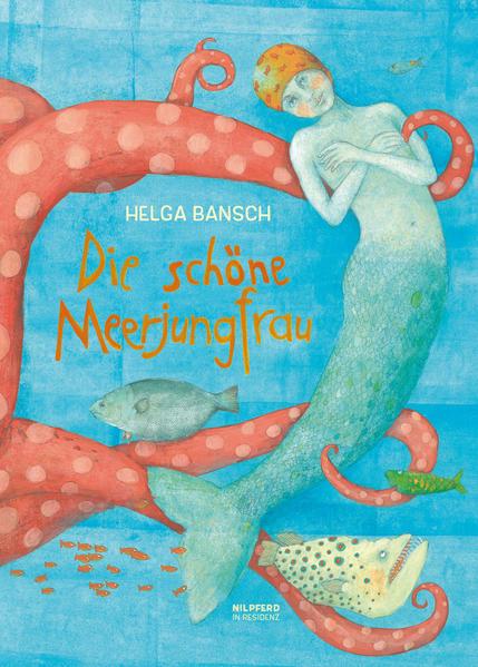 Die schöne Meerjungfrau - Coverbild