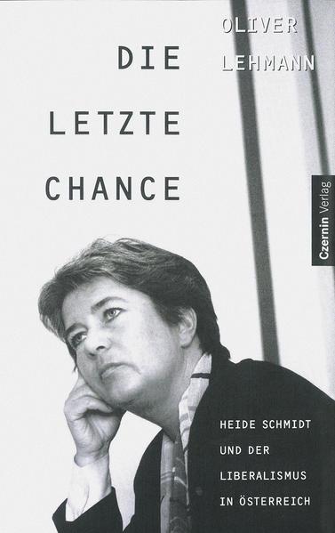 Die letzte Chance - Coverbild