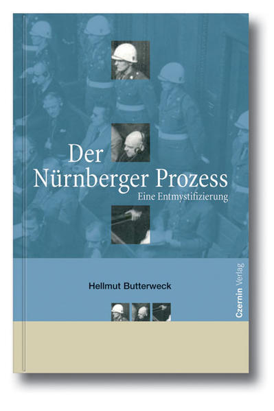 Der Nürnberger Prozess - Coverbild