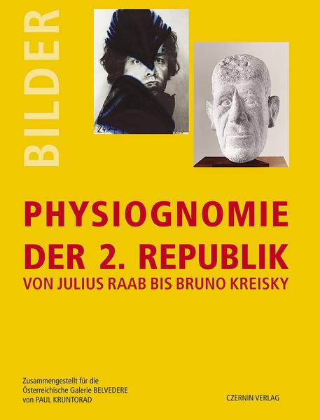 Physiognomie der 2. Republik - Coverbild