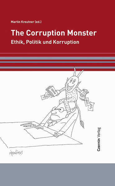 The Corruption Monster - Coverbild