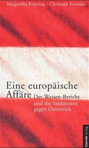 Eine europäische Affäre - Coverbild