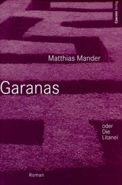 Garanas oder Die Litanei - Coverbild