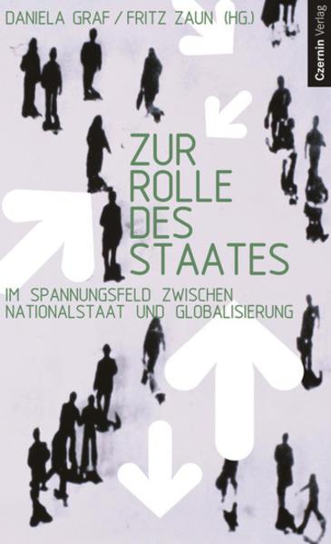 Zur Rolle des Staates - Coverbild