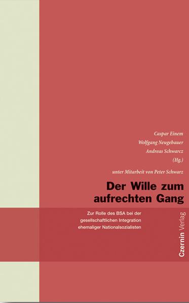 Der Wille zum aufrechten Gang - Coverbild