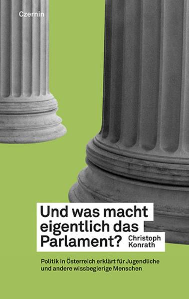 Und was macht eigentlich das Parlament? - Coverbild