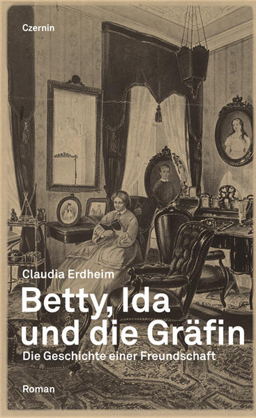 Betty, ida und die Gräfin - Coverbild