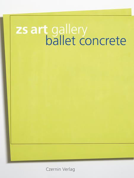 ballet concrete - Coverbild