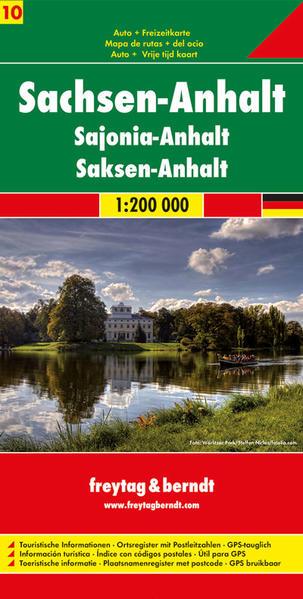 Serie Deutschland / Sachsen-Anhalt - Coverbild