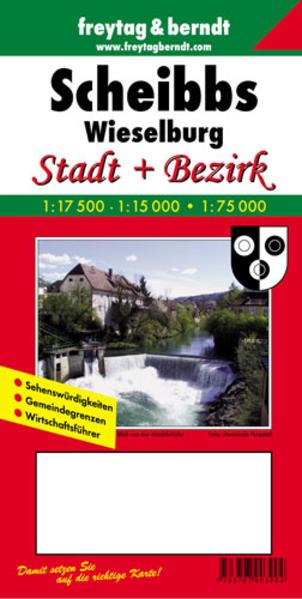 Scheibbs - Wieselburg - Coverbild
