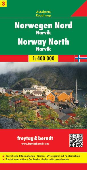 Download Norwegen Nord - Narvik, Autokarte 1:400.000 Epub Kostenlos
