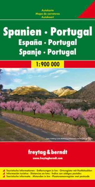 Spanien - Portugal - Coverbild
