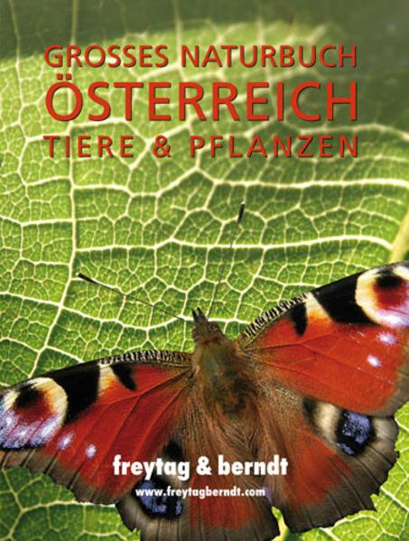 Großes Naturbuch Österreich Tiere & Pflanzen - Coverbild