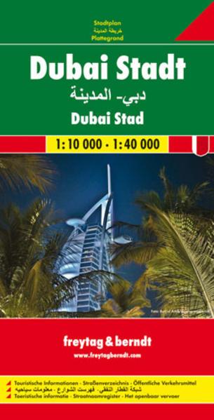 Dubai Stadt - Coverbild