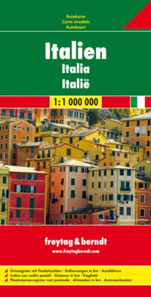 Italien - Coverbild