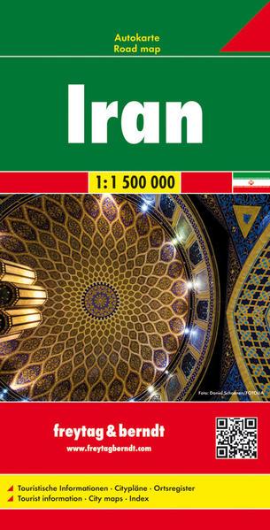 Iran, Autokarte 1:1.500.000 Epub Kostenloser Download