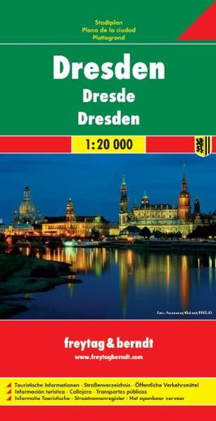 Dresden - Coverbild