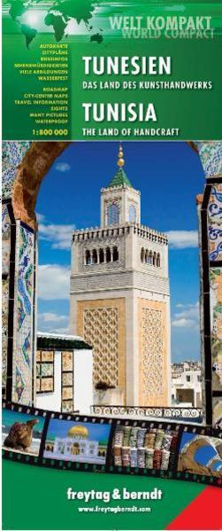 Tunesien - Das Land des Kunsthandwerks, Welt Kompakt Serie - Coverbild