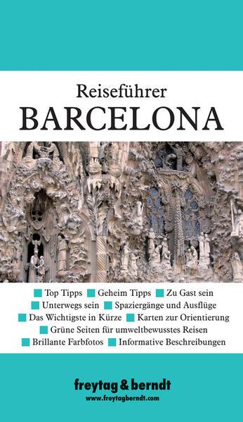 Reiseführer Barcelona - Coverbild